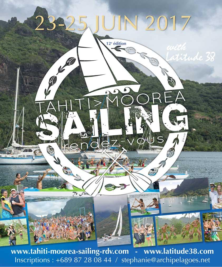 Tahiti Moorea Sailing Rendez-Vous 2017